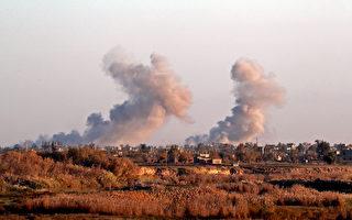 美領導聯軍空襲 摧毀ISIS指揮控制中心