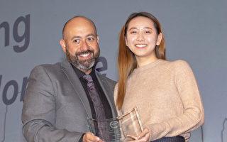 波士頓嘉年華 BU華裔生獲獎