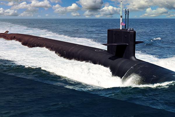 美海軍斥巨資升級基礎設施 以推進潛艇計劃