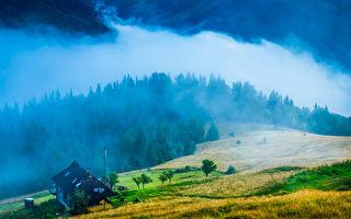 童话:大地的眼睛(九)雾中的黑夜王国