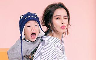 徐若瑄叮嚀3歲兒「大哥哥」 網友熱烈猜懷孕