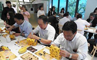 治安好美食CP值高 吸引日本青年到台一遊