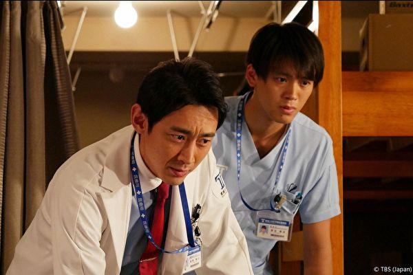 二宫和也演《外科医》坦言角色个性讨人厌