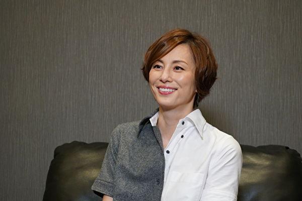 米倉涼子演律師 覺得林遣都可愛又令人佩服