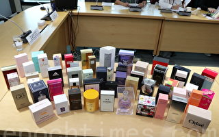 港消委会:23款香水含逾10种致敏物 三类人需小心