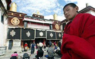 西藏大昭寺 膜拜 密宗