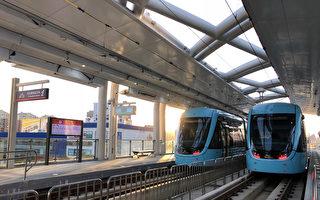 北台灣首條淡海輕軌將上路 每15分鐘一班車