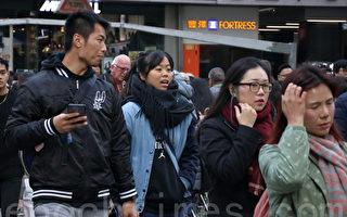 香港入冬最冷一人低温症死亡