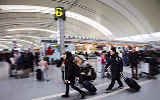 聖誕假期 多倫多皮尔逊机场迎客280万