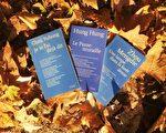 """国瑟希(Circé)出版社于11月推出台湾作家周梦蝶的《密林中的一盏灯》、鸿鸿的《穿墙人》以及陈育虹的《我告诉过你》法文版诗集,再为其""""台湾诗""""丛书系列增添厚度。(驻法国台湾文化中心提供)"""