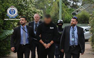 抢劫悉尼运钞车案:一男子被控 枪手在逃