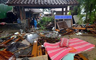 印尼海啸8台湾人受困 台驻外处将驰援