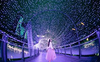 新北耶誕城燈海 5招拍出IG網美照