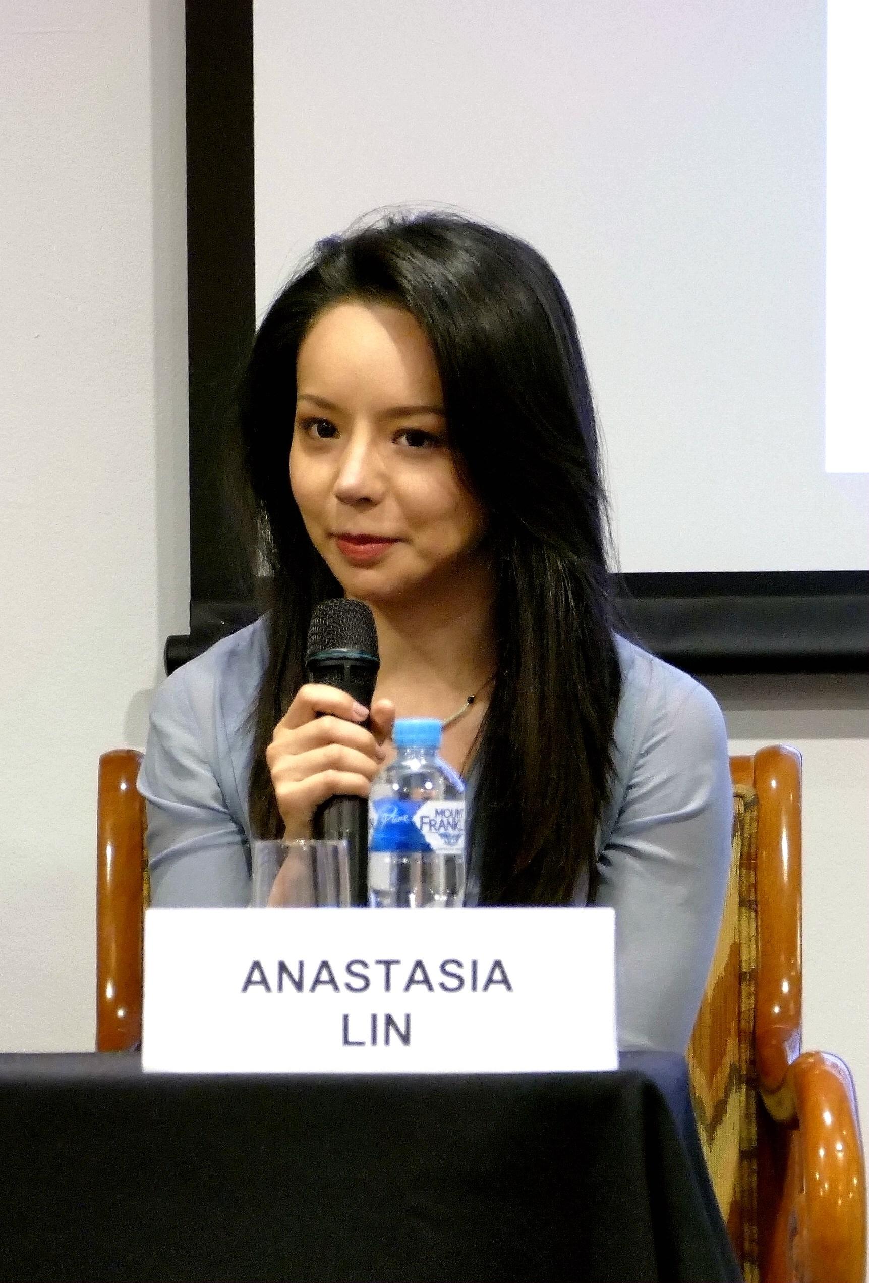 前加拿大世界小姐冠軍林耶凡(Anastasia Lin)近年來一直為人權在世界各地呼籲奔波。(安平雅/大紀元)