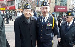 纽约华裔退伍军人会董事长伍觉良离世 享年99岁