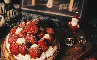 草莓蛋糕、圣诞装饰夯 节庆业绩增4成