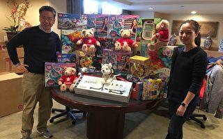 迎聖誕派兒童禮物 法拉盛商改區14日舉辦