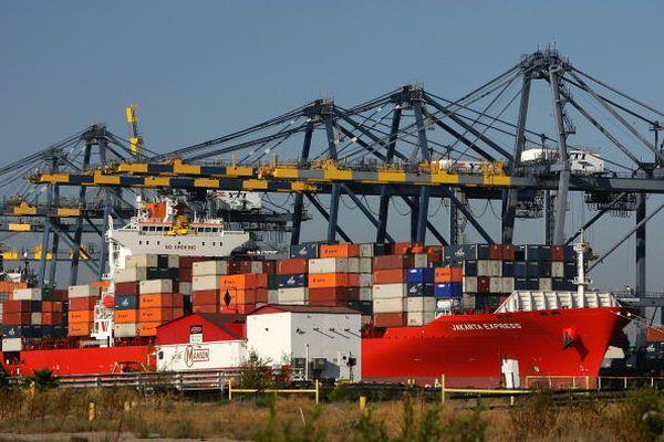 中美貿易戰中,雙方運用了三十六計中的許多計謀。(David McNew/Getty Images)