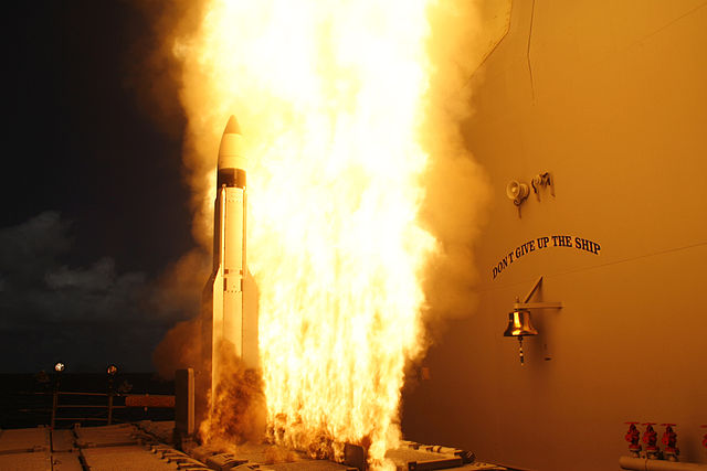 美軍再成功測試新型導彈攔截系統
