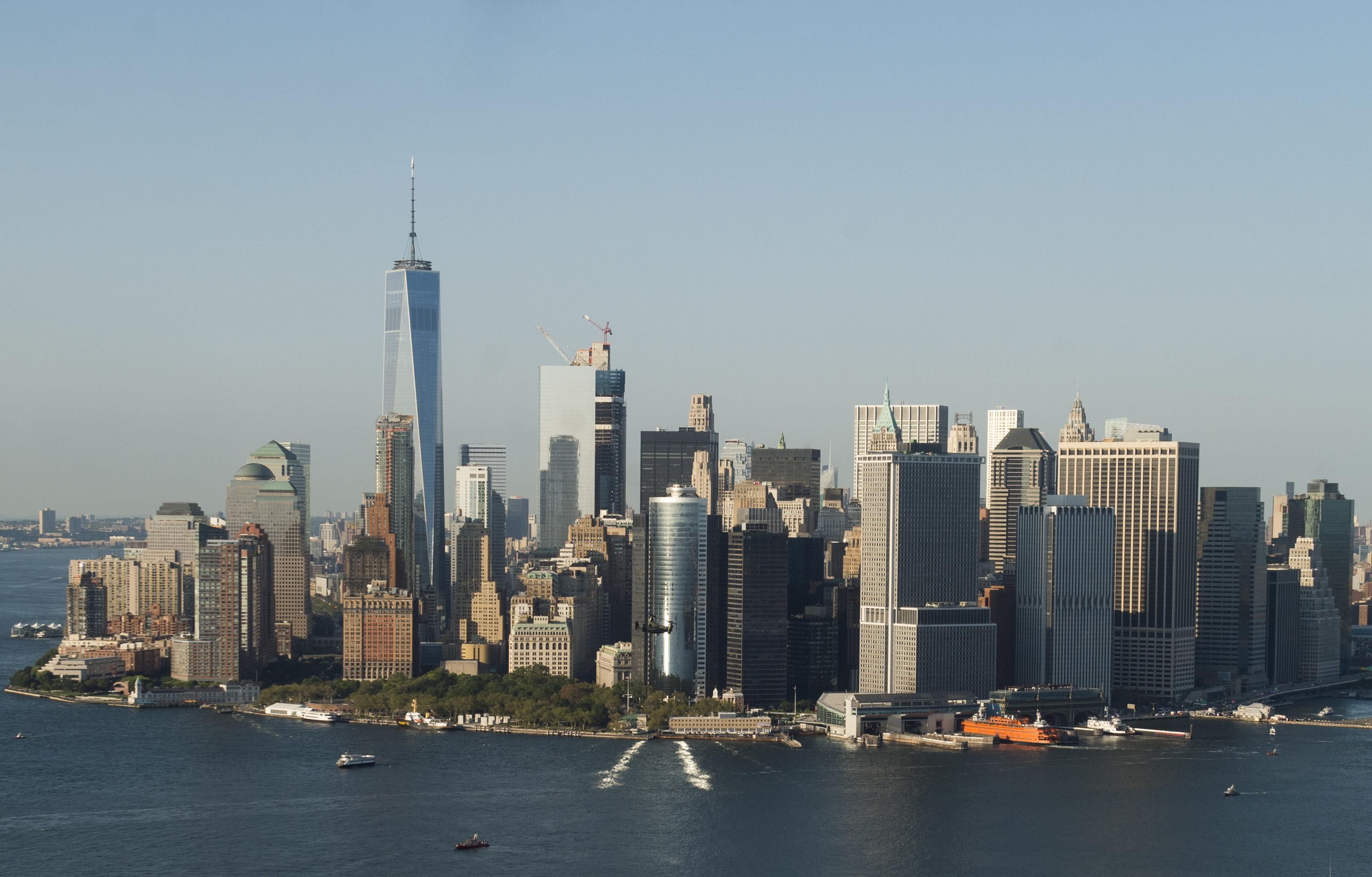 美國經濟強勁 紐約市就業崗位創新高