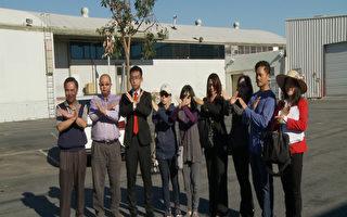 華人抗議將艾爾蒙地變成「南加金三角」