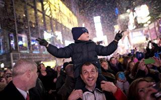 跨年夜倒數 時代廣場將擠進200萬人潮?
