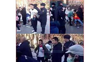 十多名疫苗受害家長北京前門抗議 遭抓捕