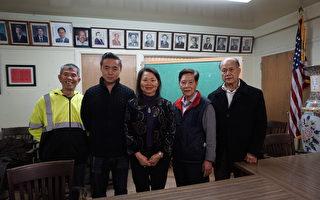 黃于紋連任主席 致力推動中華會館「與時代同步」