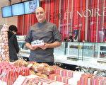 高档法式糕点店Forêt Noire Pâtisserie进驻温哥华,首家连锁店开张。