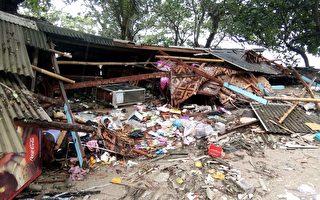 印尼火山喷发引发海啸 至少222死 数百人伤