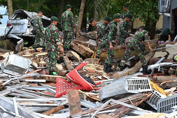 印尼海嘯增至373死 特朗普推文哀悼遇難者