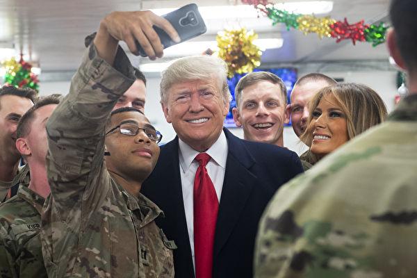减少驻伊拉克和阿富汗美军 川普目标已实现