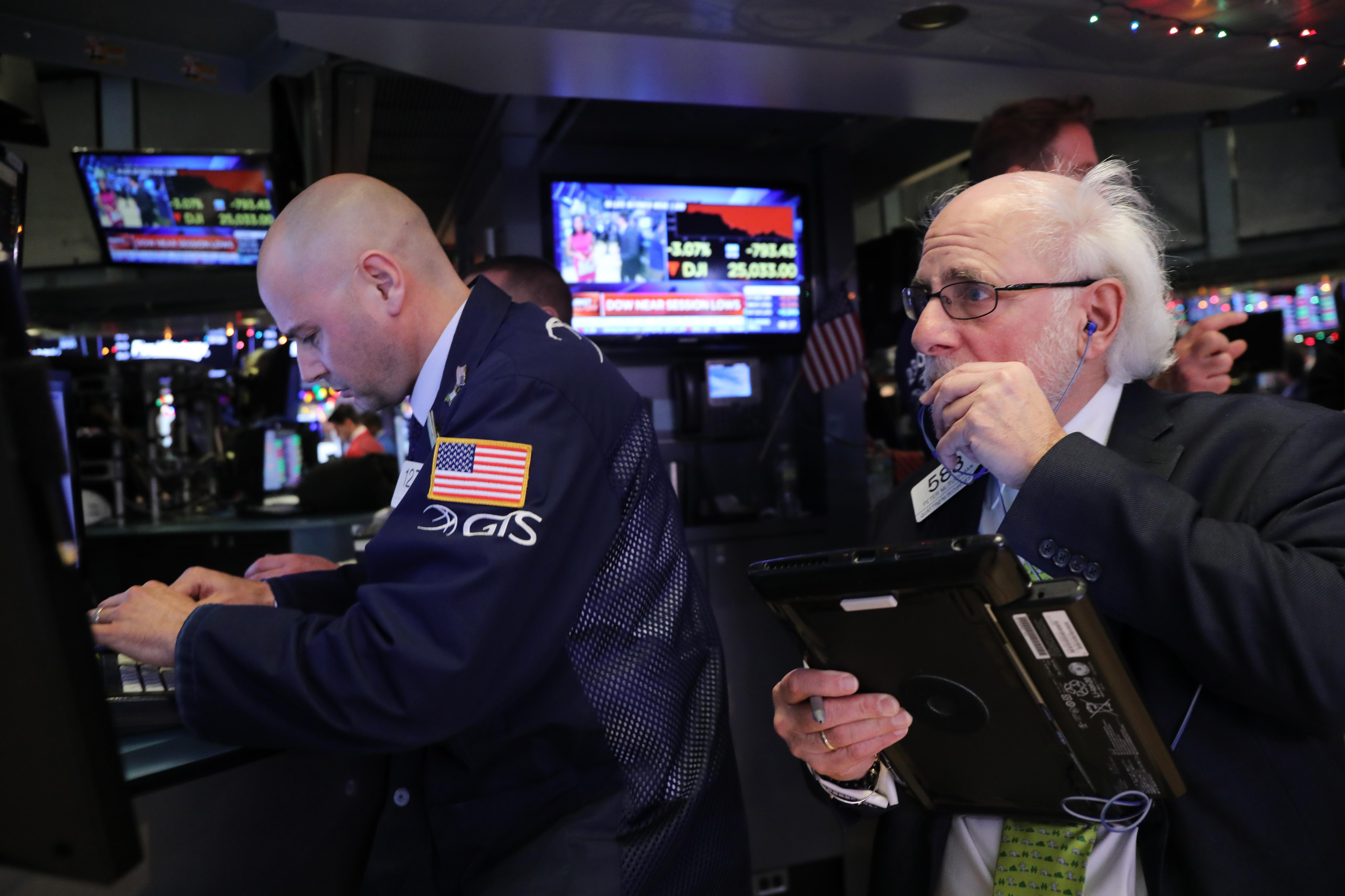 美股重挫 納瓦羅籲投資人勿信謠言耐心等待