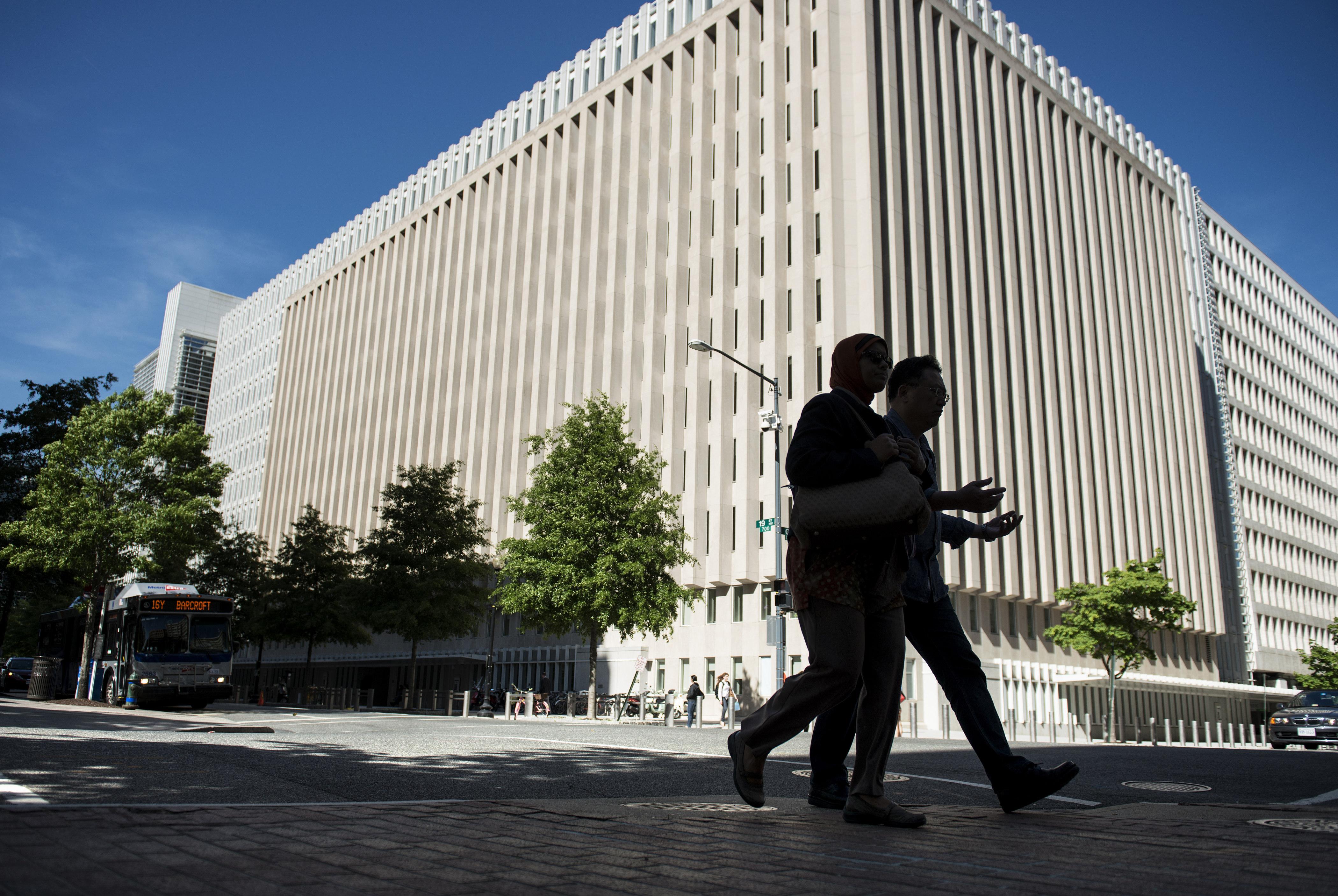 緩解貿易戰緊張局勢 世銀給北京兩個忠告