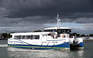 新西兰首都拟建南半球第一艘电动渡轮