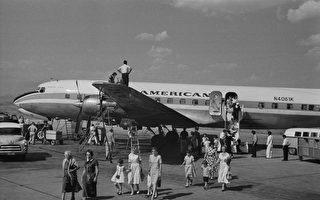 9旬前空姐告訴你50年代的飛行秘辛