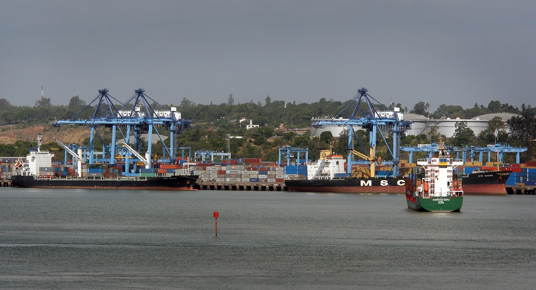 一帶一路債務深 肯尼亞最大港恐落中共手中