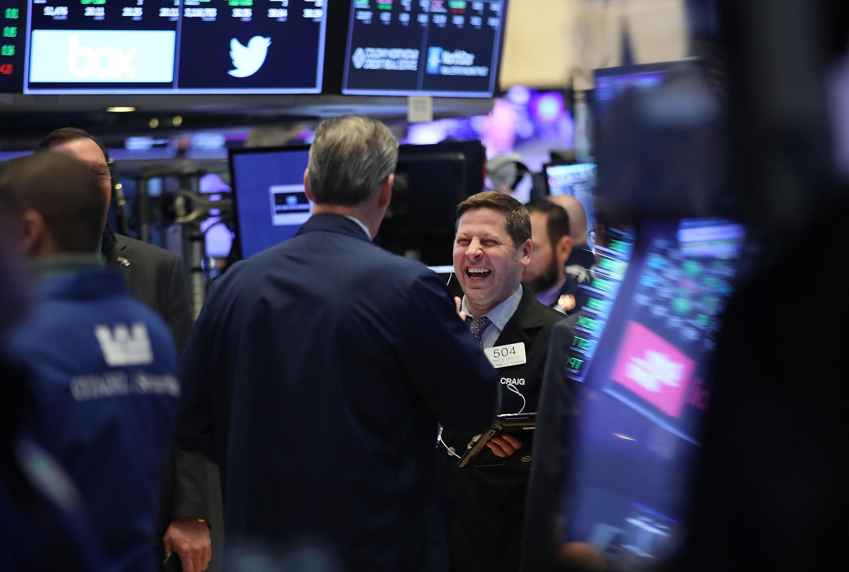 零售佳績帶動美股 道指漲1086點 史上最高