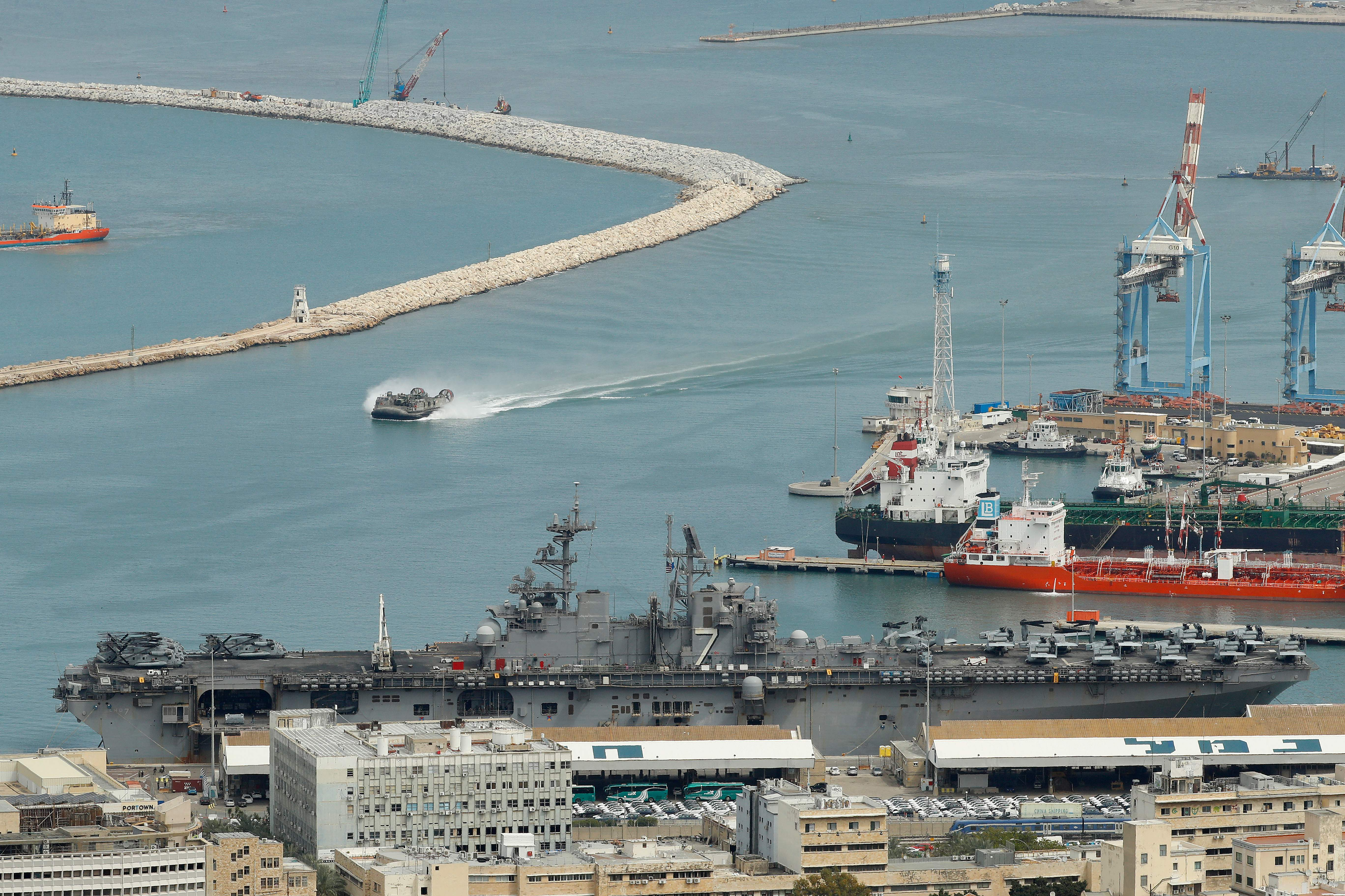 戰略港口將被中企接管 以色列展開高層審查