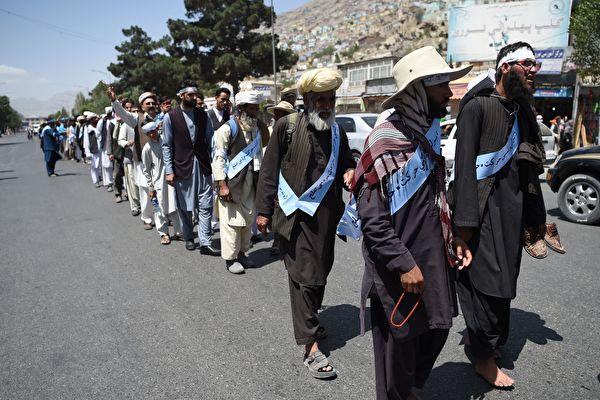 特朗普促巴基斯坦總理協助結束阿富汗內戰