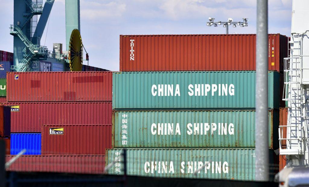 中共商務部自曝 中美進行副部級貿易通話