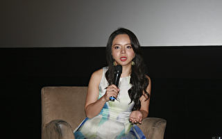 加国前世界小姐:中共是纸老虎 可共同对抗