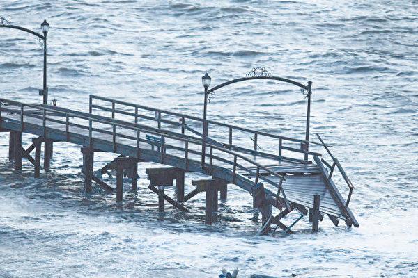 白石鎮碼頭棧橋