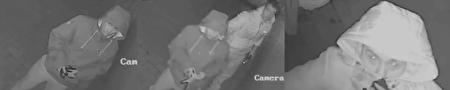 纽约警方公布这两名嫌犯的照片和视频,呼吁知情者提供线索。