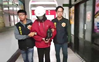 恐怖男持刀搶1萬5窩網咖打怪   6小時後遭逮