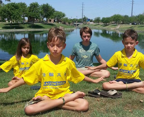 中国古时就有静坐修炼的传统,如今静坐也盛行于西方。(大纪元)