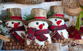 周末好去处(12月7日~9日)圣诞艺术品集市及花卉展等