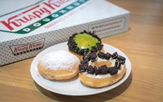 12月12日  Krispy Kreme甜甜圈一打只要1元