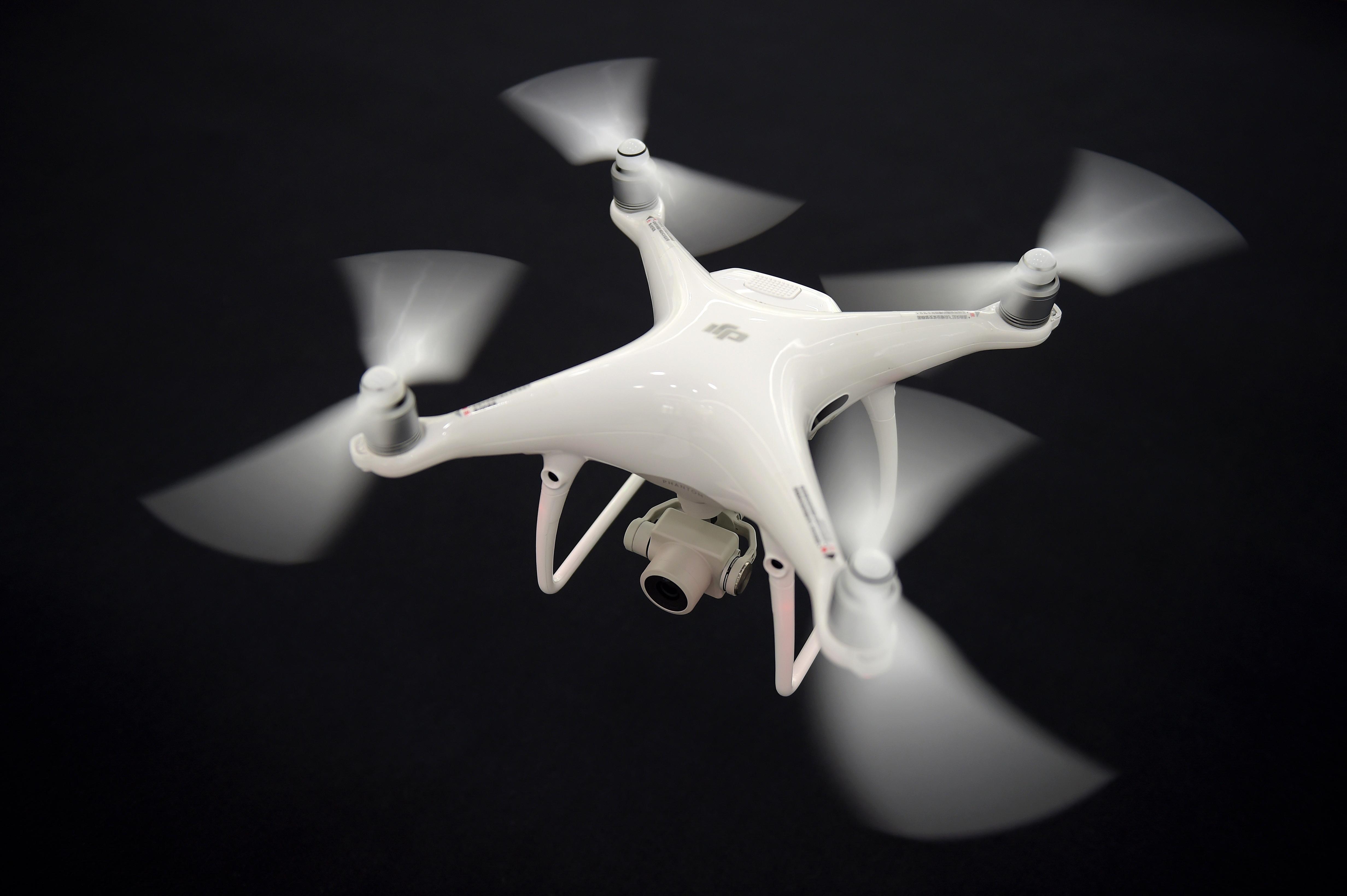 國防授權法案擬禁美軍使用中國製無人機