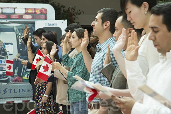 阻中共肺炎蔓延 加拿大取消入籍儀式與考試